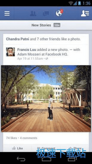 Facebook图片