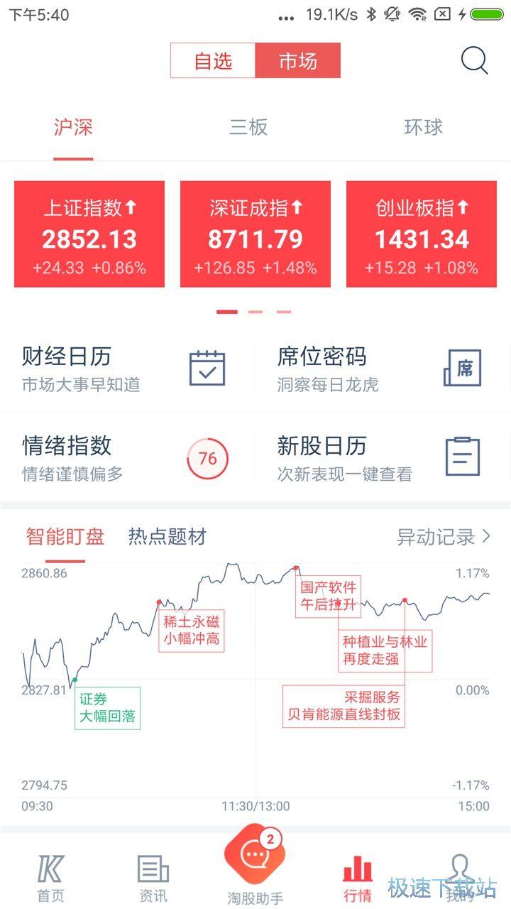 海能淘股安卓版下载 图片