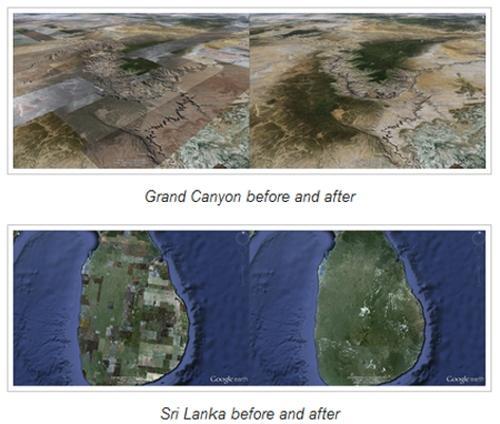 �D1:Google Earth 6.2正式�l布