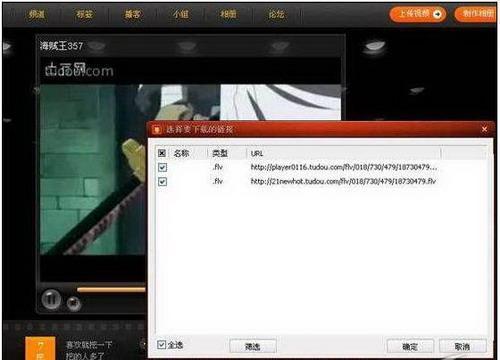 迷你视频极速FLV轻松下载视频物理土豆功快车图片