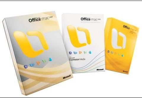 Office for Mac SP2