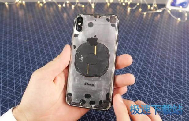 达人DIY出全透明的iPhone X 缩略图