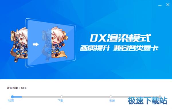 DX渲染模式