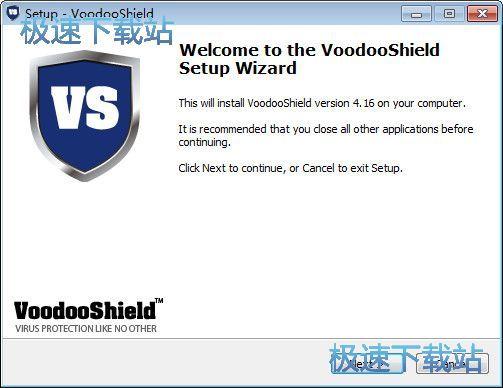 VoodooShield安装教程