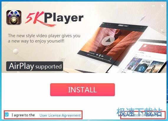 图:5KPlayer安装教程