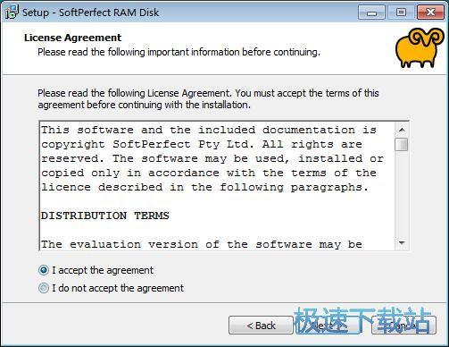 SoftPerfect RAM Disk安装教程