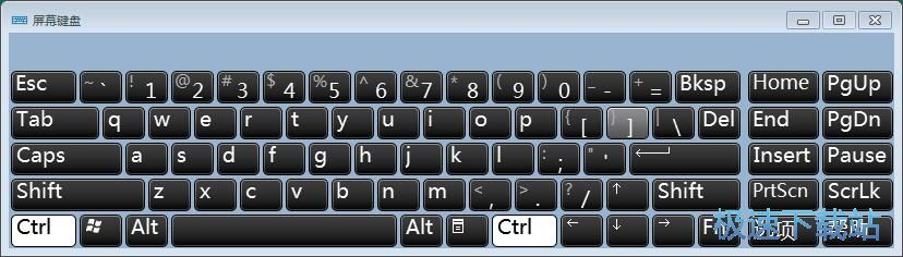 图:讲述人朗读键盘