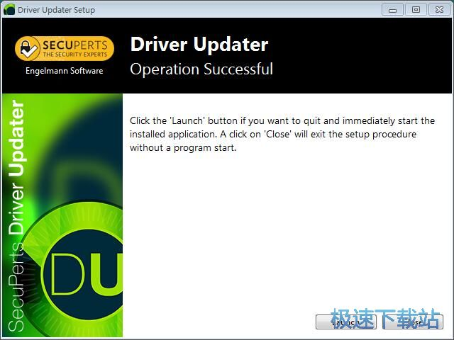 图:SecuPerts Driver Updater安装教程