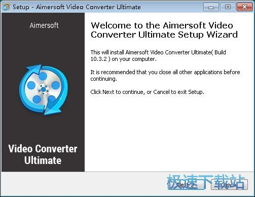 Aimersoft Video Converter 安装教程