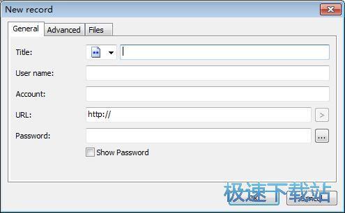 图:保存网站密码教程