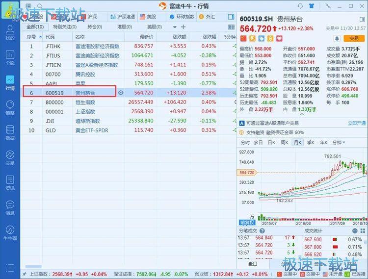 图:管理自选股教程