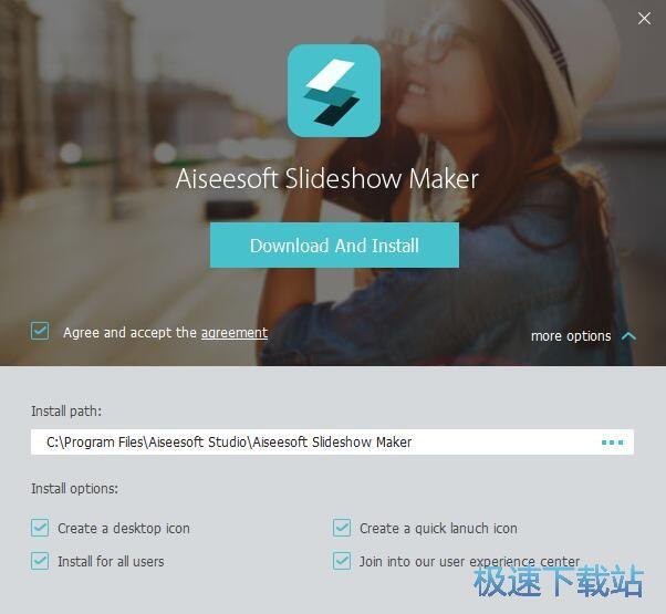 图:Aiseesoft Slideshow Maker安装教程