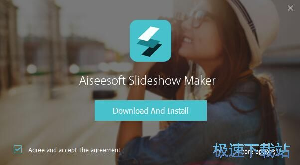 Aiseesoft Slideshow Maker安装教程
