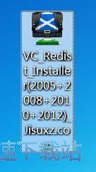 VCRedist安�b教程