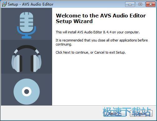 AVS Audio Editor安装教程