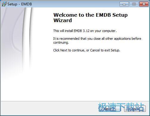 EMDB安�b教程