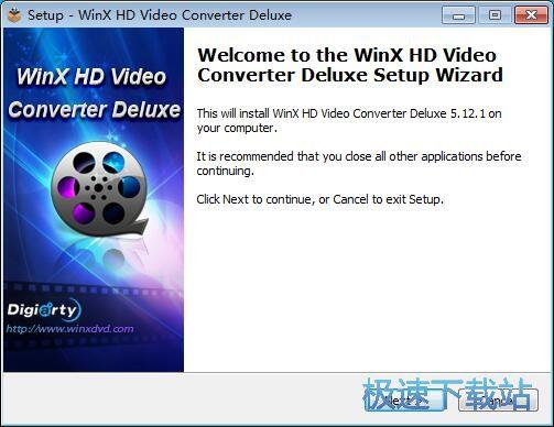 WinX HD Video Converter Deluxe安�b教程