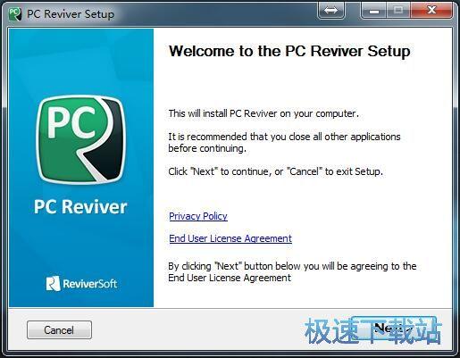 PC Reviver安装教程
