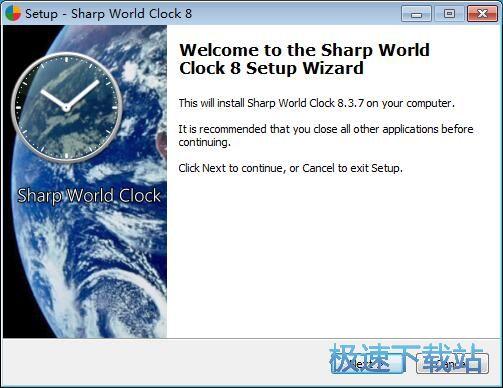 Sharp World Clock安装教程