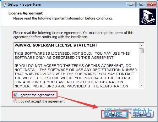 PGWARE SuperRam安�b教程
