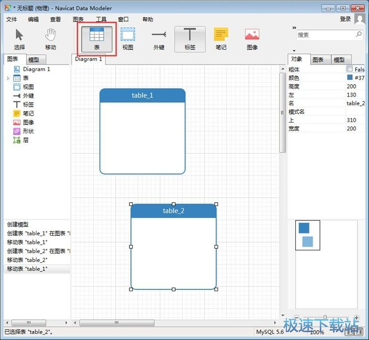 图:设计数据库教程