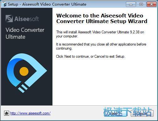 Aiseesoft Video Converter安装教程