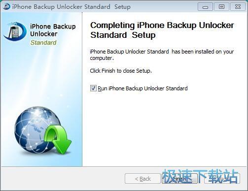 图:Tenorshare iPhone Backup Unlocker安装教程