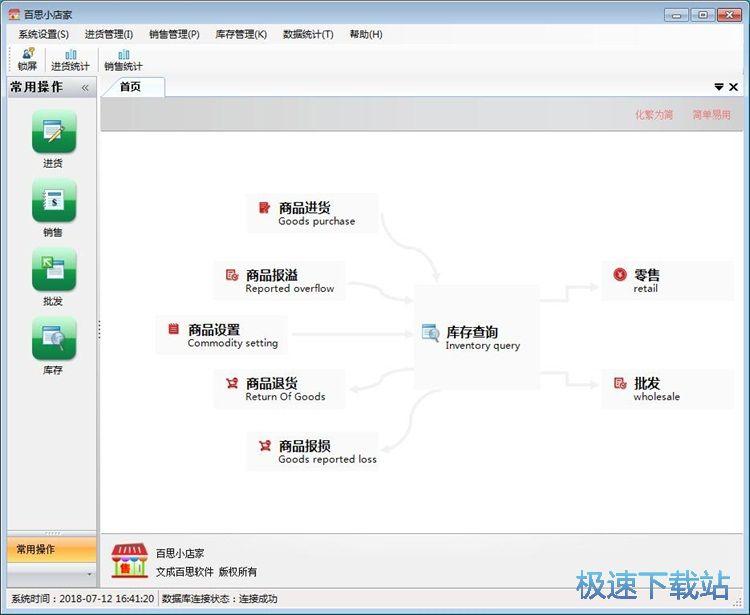 图:添加商品信息教程