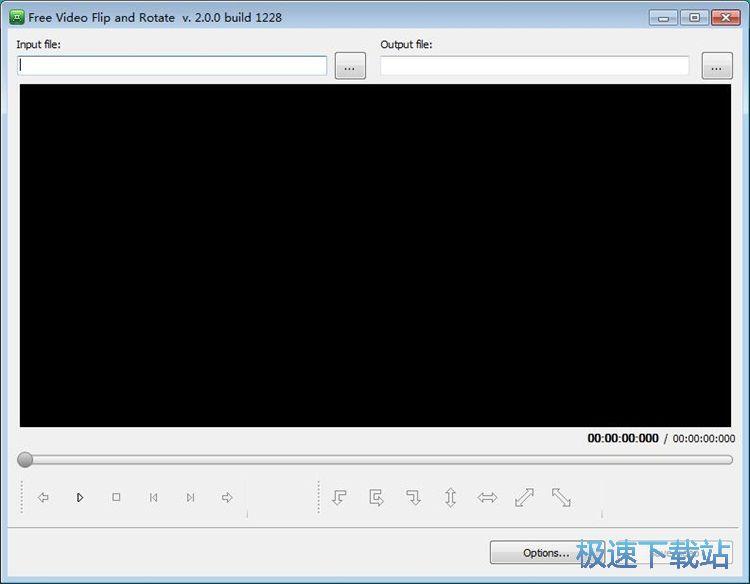 Free Video Flip and Rotate旋转本地视频教程 缩略图