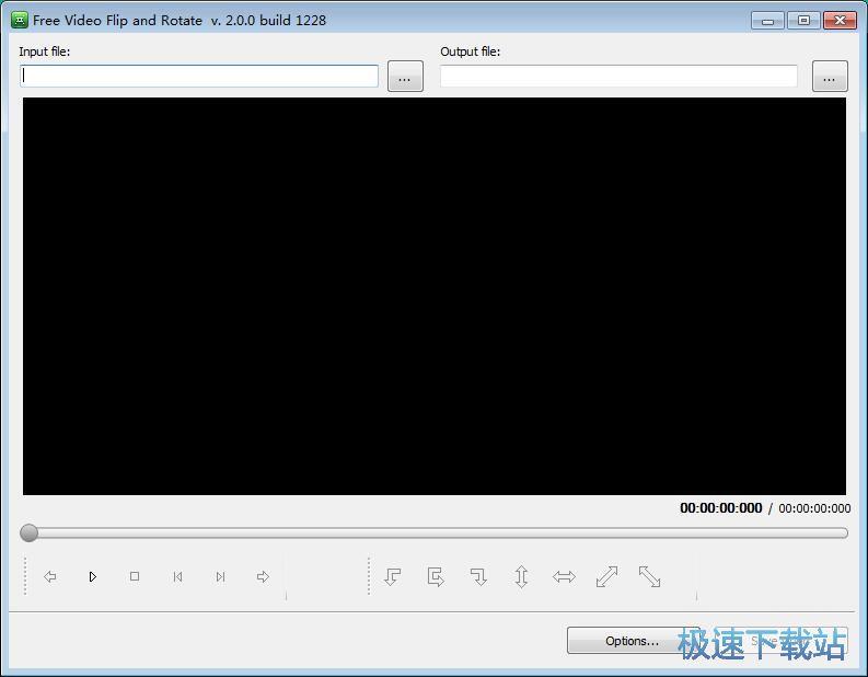 Free Video Flip and Rotate水平翻转视频教程 缩略图