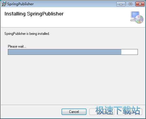 图:SpringPublisher安装教程