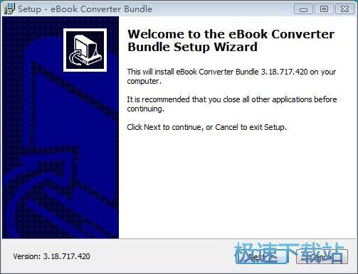 eBook Converter Bundle安装教程
