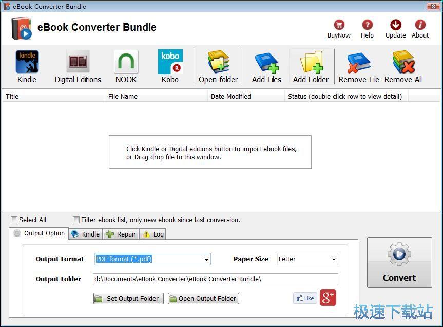 eBook Converter Bundle将TXT文档转EPUB电子书教程 缩略图