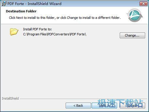 PDF Forte安装教程