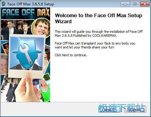 Face Off Max安装教程