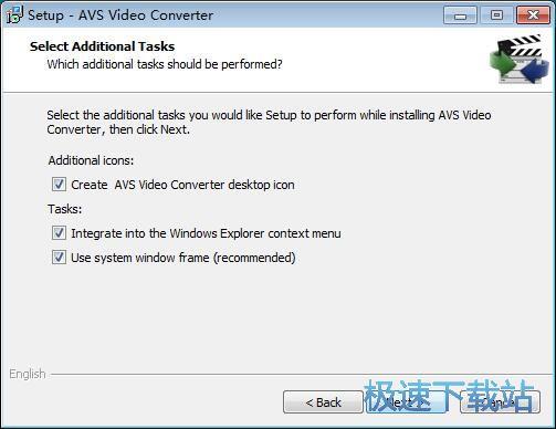 AVS Video Converter安装教程