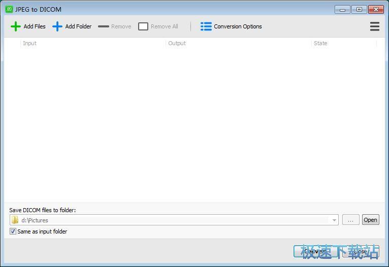JPEG to DICOM将JPG图片转成DCM图片教程 缩略图