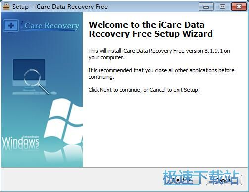 iCare Data Recovery安装教程