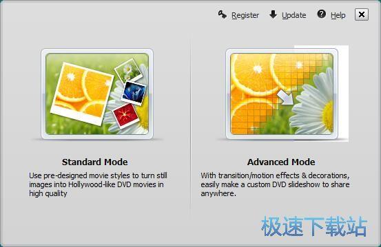 DVD Slideshow Builder制作幻灯片相册教程 缩略图