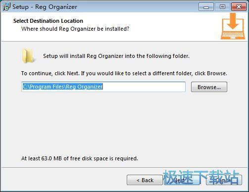 Reg Organizer安装教程