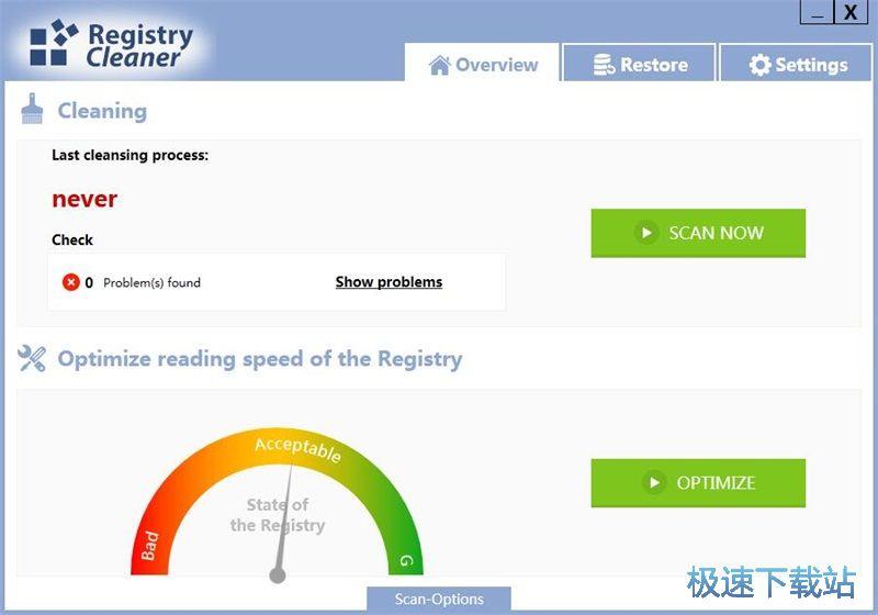 Abelssoft Registry Cleaner清理系统注册表教程 缩略图