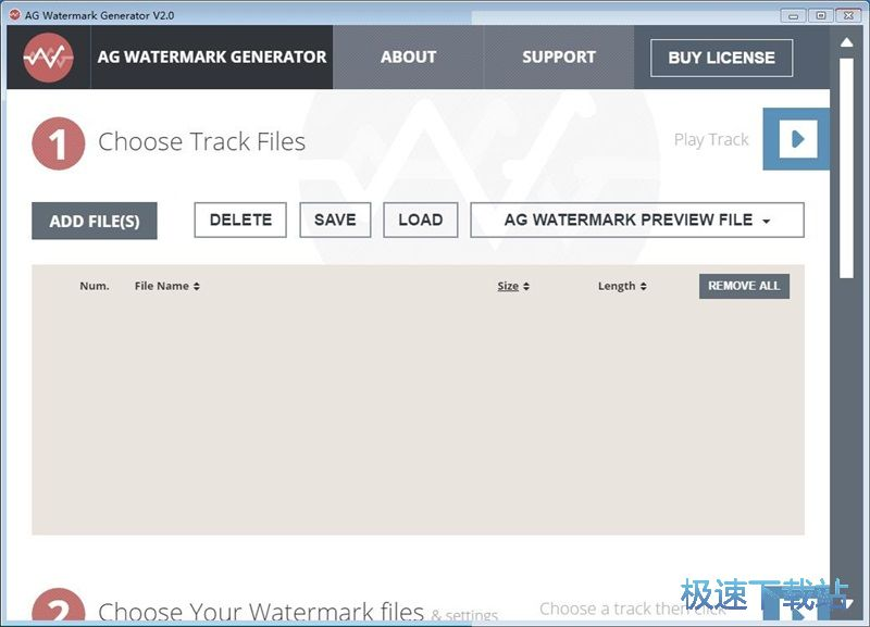 AG Watermark Generator添加音频水印教程 缩略图