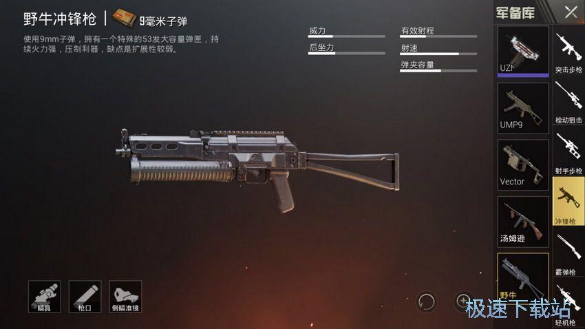 图:S6冲锋枪盘点