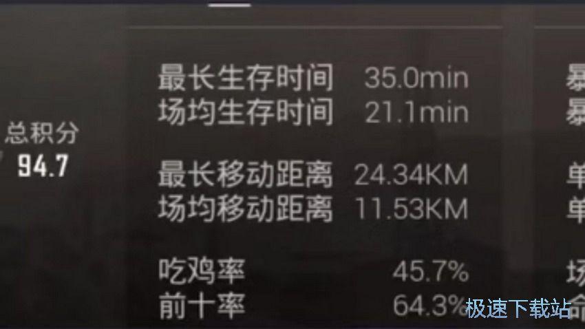 图:KDA战绩解析