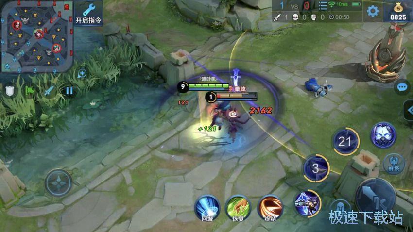 图:兰陵王秒人攻略