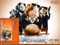 豚鼠特工队电脑桌面主题 缩略图