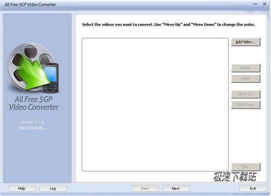 all free 3gp video converter 4.9.1 免�M3gp��l格式�D�Q器