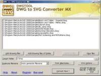 DWG to SVG Converter MX 缩略图