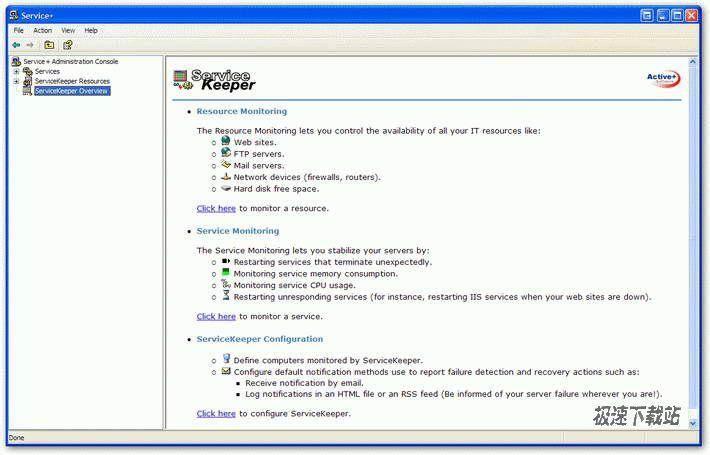 servicekeeper 4.11.4 服务器监控及问题修复工具┊安装极速版