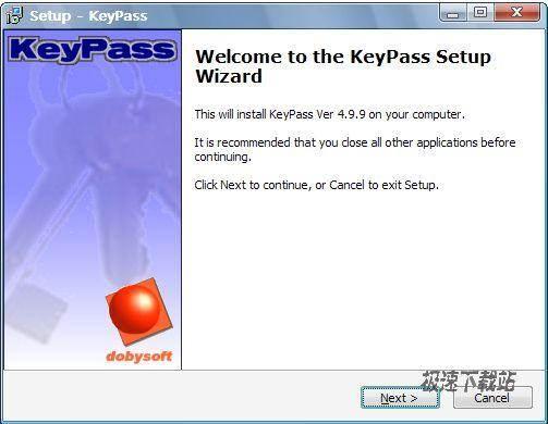 KeyPass 图片 01